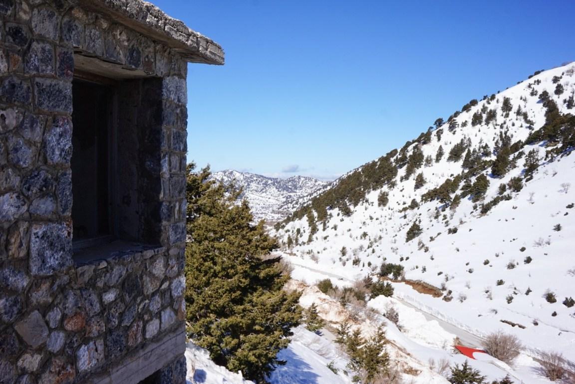 Lunta Kreetalla - Omalos
