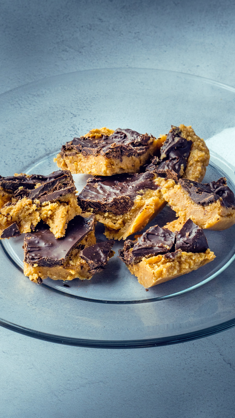 Photo Friday / Recipe: Low Carbohydrate Healthy Fat Peanut Butter Chocolate Squares