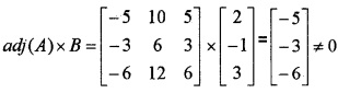 Plus Two Maths Determinants 4 Mark Questions and Answers 19