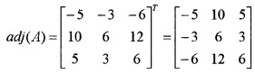 Plus Two Maths Determinants 4 Mark Questions and Answers 18