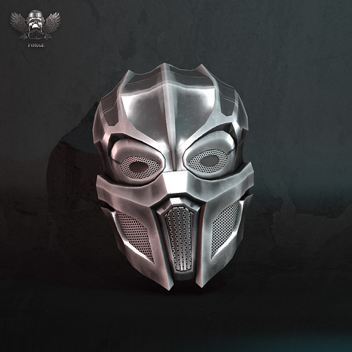 Forge Predex Mask Free Gift !