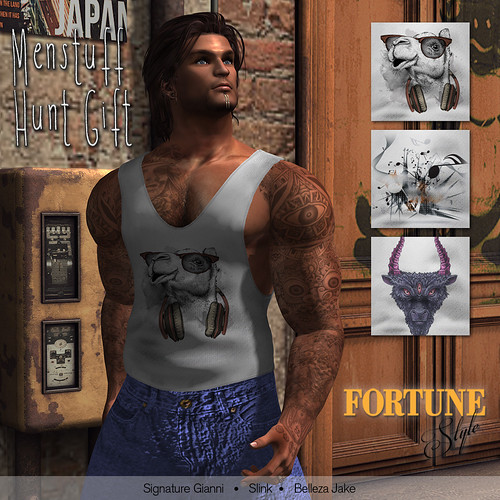 Fortune Menstuff Hunt Gift