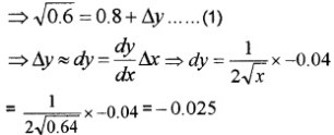 Plus Two Maths Application of Derivatives 4 Mark Questions and Answers 31