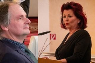 Grünkohlkönige: Kilian Forster und Viola Klein