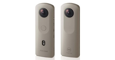 RICOH THETA SC2 for Business announced