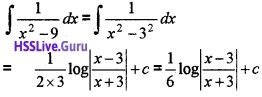 Plus Two Maths Integrals 4 Mark Questions and Answers 46