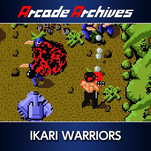 Thumbnail of Arcade Archives IKARI WARRIORS on PS4