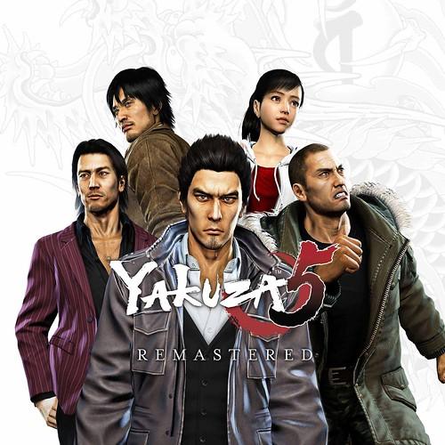 Thumbnail of Yakuza 5 Remastered on PS4
