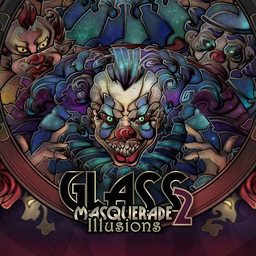 Thumbnail of Glass Masquerade 2: Illusions on PS4