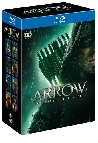 Just Announced - Arrow: The Complete Eighth & Final Season @WBHomeEnt #MySillyLittleGang