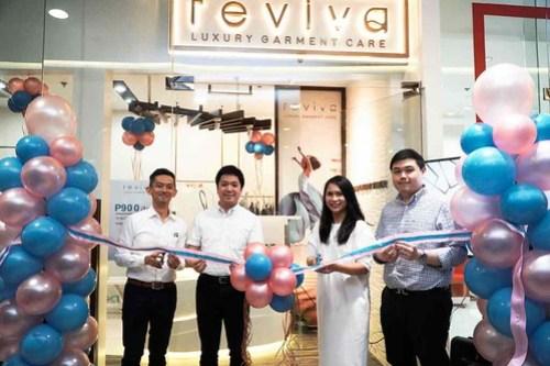 Reviva Luxury Garment Care