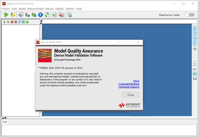 Working with Keysight Model Quality Assurance (MQA) 2019 full