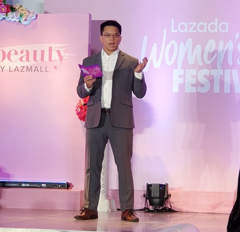 Ray Alimurung Lazada Philippines
