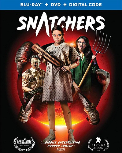 Snatchers ~ Movie Review @WBHomeEnt #MySillyLittleGang #Sponsored