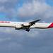 Iberia - Airbus A340-642 - MSN 460 - EC-IQR