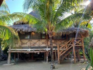 Our house on Isla Holbox (january 2020)