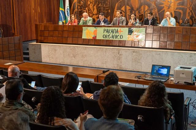 Audiência Pública Parana + Orgânico