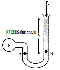 1st PUC Physics Question Bank Chapter 10 Mechanical