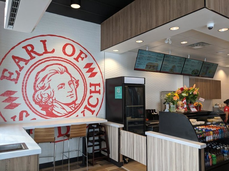 Canada's First Earl of Sandwich Now Open at Seasons of Tuxedo