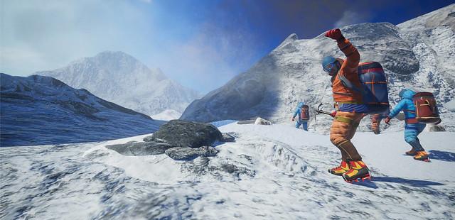 Альпіністське небо - це межа 07 (прес-матеріал)