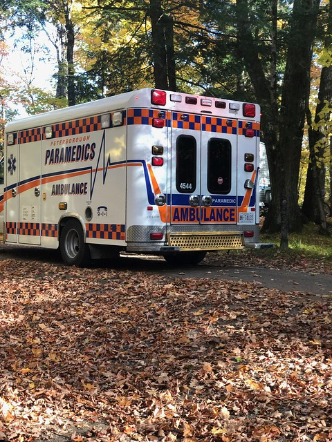 Silent Lake - Ambulance