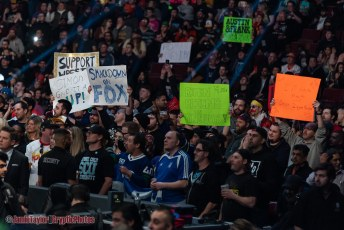 WWE Smackdown @ Rogers Arena - February 14th 2020