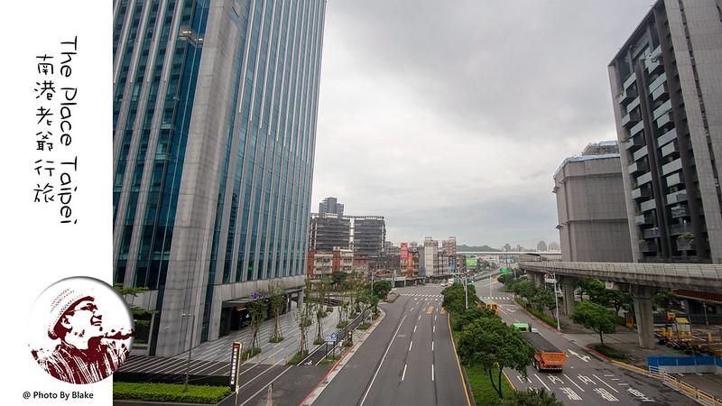 南港老爺行旅 The Place Taipei|高樓層的臺北商務設計酒店|臺北飯店推薦 - 布雷克的出走旅行視界