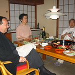 Michael Erlhoff, Hiroko & Shutaro Mukai, Tokyo 2009