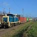 DB Cargo Railsystems 295 088-9 - Hamburg-Waltershof