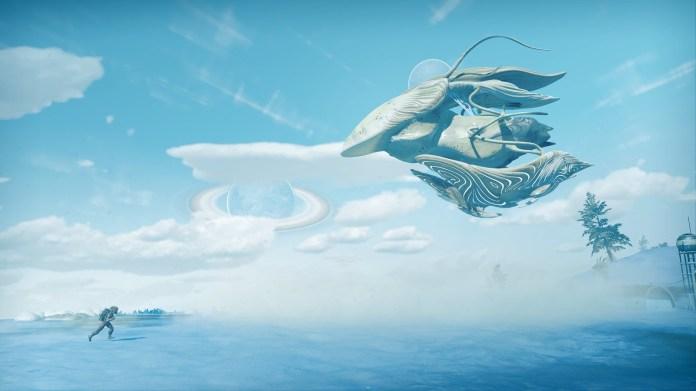 No Man's Sky - Living Ship Update