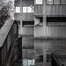 Wet concrete