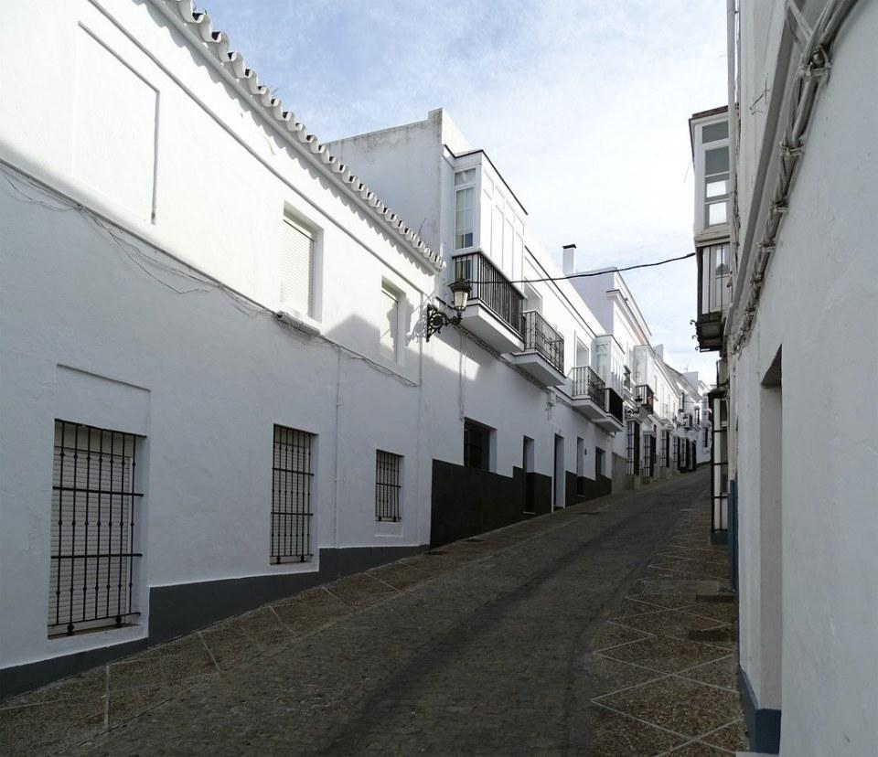 edificios y calles de Medina Sidonia Cadiz 09