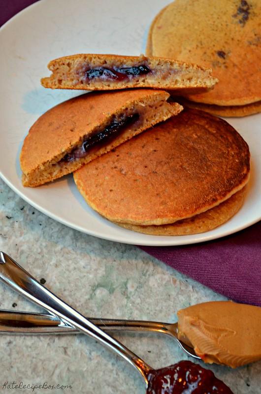 PBJ Pancakes 2