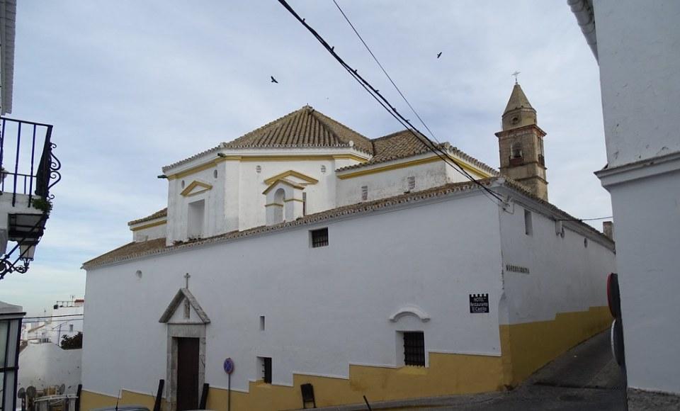 Convento de las Descalzas o monjas de Arriba Medina Sidonia Cadiz