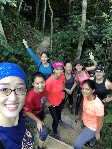 Sri Bintang Hiking Trail