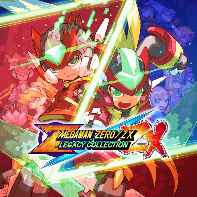 Mega Man Zero:ZX Legacy Collection