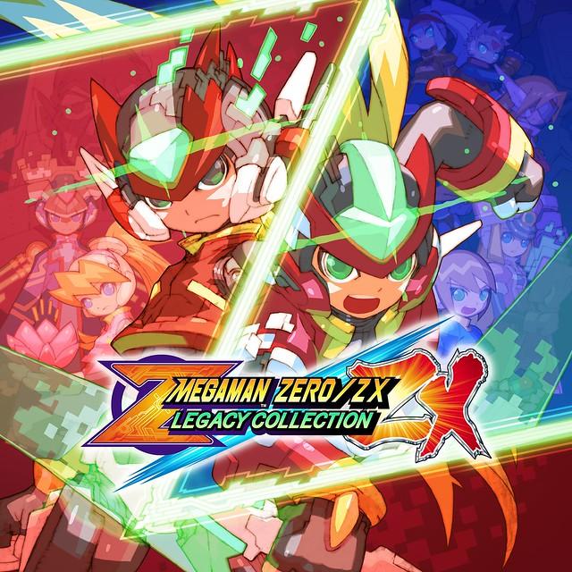 Mega Man Zero:ZX Legacy Collection