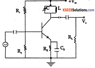 2nd PUC Electronics Question Bank Chapter 3 Transistor