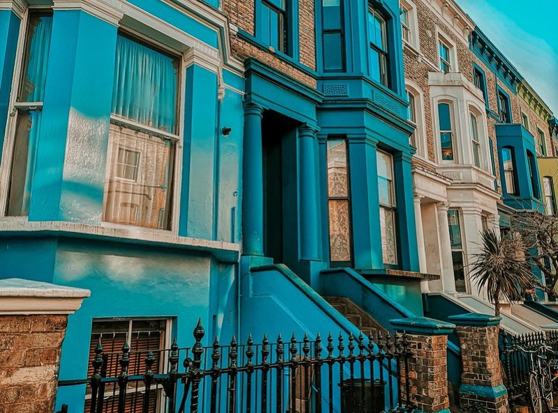 Notting Hill beauty