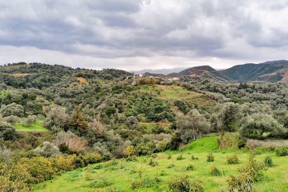 Talvisunnuntai Kreetalla