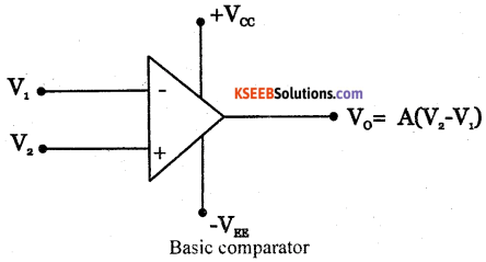 2nd PUC Electronics Question Bank Chapter 5 Operational