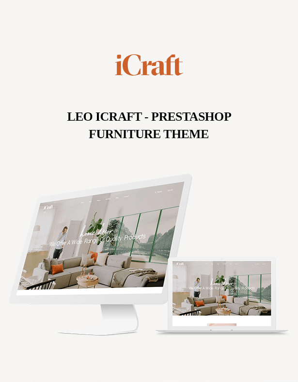 Leo Curator Fashion PrestaShop Theme