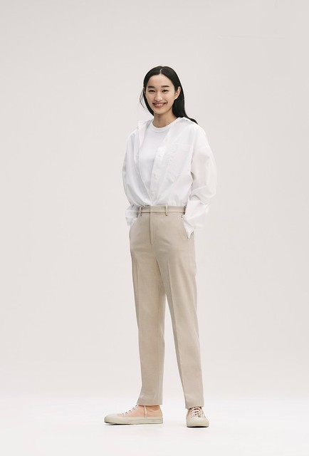 UNIQLO Ankle Pants 1