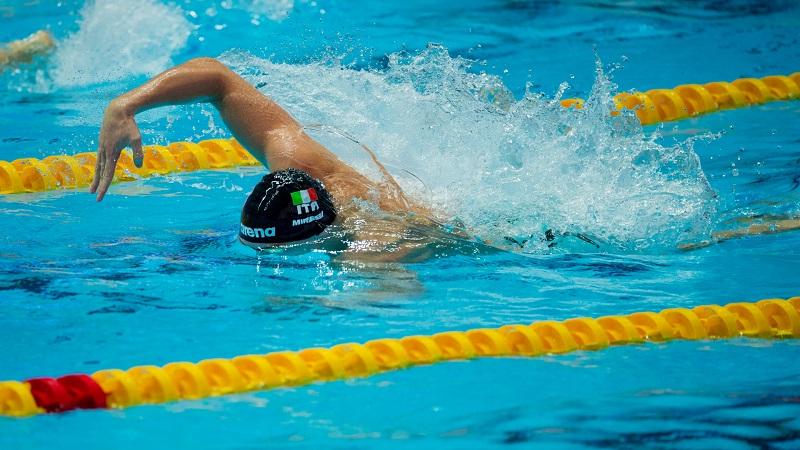 Swim-TO 2020, a Torino bene Pilato e il padrone di casa Miressi
