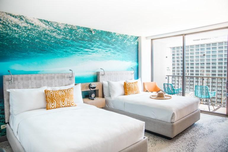 Waikiki Beachcomber By Outrigger - Waikiki Hotel, Waikiki Staycation, Where to stay in Waikiki, Hawaii Travel, Lifestyle Hotel | Wanderlustyle.com