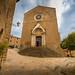 Monticchiello church