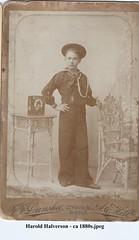 Harold Halverson (Hannah's Brother) - ca 1880s