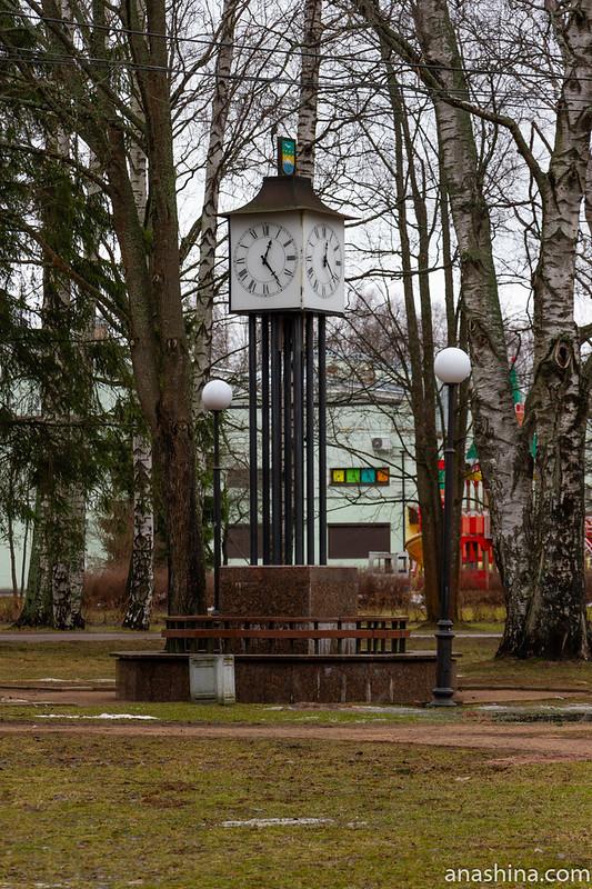 Часы, Зеленогорск