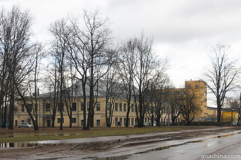 Бывший склад Порохового завода