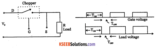 2nd PUC Electronics Question Bank Chapter 9 Power Electronics and its Applications 38